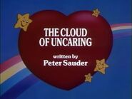 The Cloud of Uncaring (Title Card)
