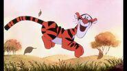 Tigger Jumping Happily