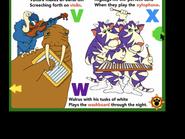 VWX (Alphabet Band)