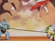 Ash vs Chuck