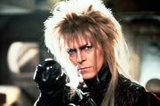 King Jareth with the Crystal