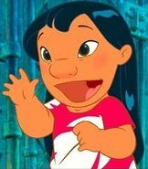 Lilo in Lilo & Stitch