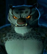 Tai Lung in Kung Fu Panda