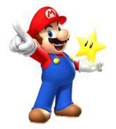 Mario and Star MP9