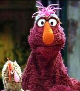 Telly in Sesame Street