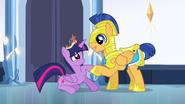 Twilight Sparkle & Flash Sentry