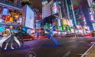Yusei and Jack Meets Mega Man