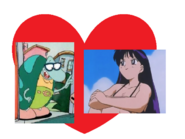Filburt And Rei Love Together