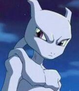 Mewtwo in Pokemon Mewtwo Returns
