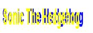 Sonic the hedgehog (spongebob squarepants)