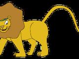 Trent the Congo Lion