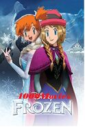 4000Movies Frozen Poster