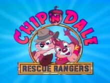 Chip 'n Dale Rescue Rangers Poster