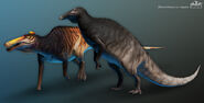 EdmontosaurusComposite