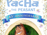 Pacha the Peasant (Frosty the Snowman)