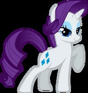 Rarity (My Little Pony) as Bashful