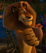 Alex in Merry Madagascar
