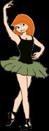 Ballerina Kim Possible