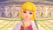 Princess Zelda (from The Legend Of Zelda Skyward Sword) as Daisy