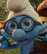 Brainy Smurf in The Smurfs (2011)