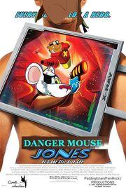 Danger Mouse Jones Poster