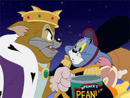 King of cat tom and jerry