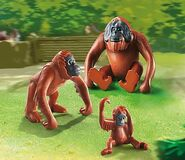 Orangutan playmobil
