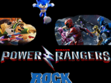 Power Rangers, Rock Dog and Sonic the Hedgehog