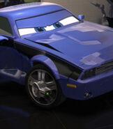 Rod Redline in Cars 2