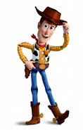 Woody as douglas