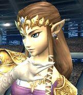 Zelda in Super Smash Bros. Brawl