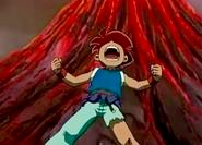 Daichi screaming