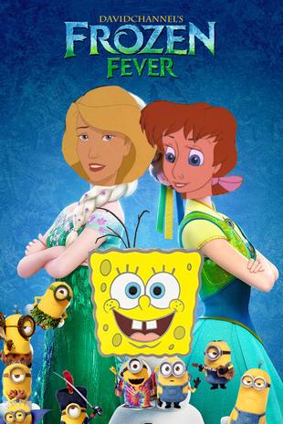 Frozen Fever (Davidchannel's Version) Poster