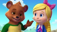Goldie Locks and Jack Bear 03