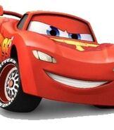 Lightning McQueen in Disney Infinity