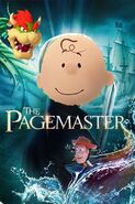 The Pagemaster (1994; Charlie BrownRockz Style) Movie Poster