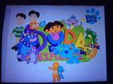 Blue's Clues Dora the Explorer