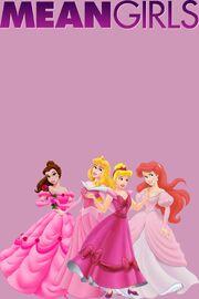 Mean-Girls-(Broadwaygirl918-Disney-Style)