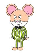 Mr. Danny Hamster (Pyjamas)