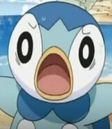 Piplup in Pokemon Mystery Dungeon Explorers of Time & Darkness