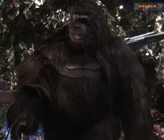 Rainforest Café Gorilla