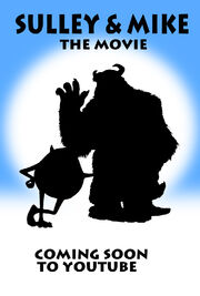 Sulley and Mike movie poster