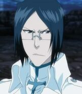 Uryu Ishida in Bleach Hell Verse