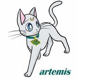 Artemis as scooby doo
