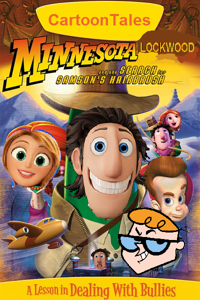 Cartoontales Minnesota Lockwood And The Search For Samson