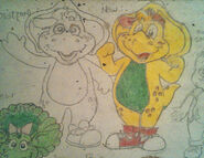 My Sketch Design of BJ