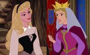 Princess Aurora and Queen Leah (Sleeping Beauty)