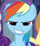 Rainbow Dash in My Little Pony- Equestria Girls