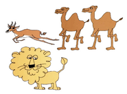 Schoolhouse rock four legged zoo animals 5