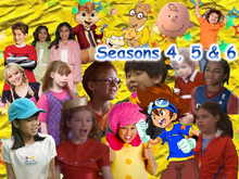 Seasons 4, 5 & 6